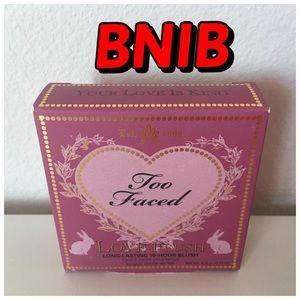 Too Faced Love Flush Blush - BNIB